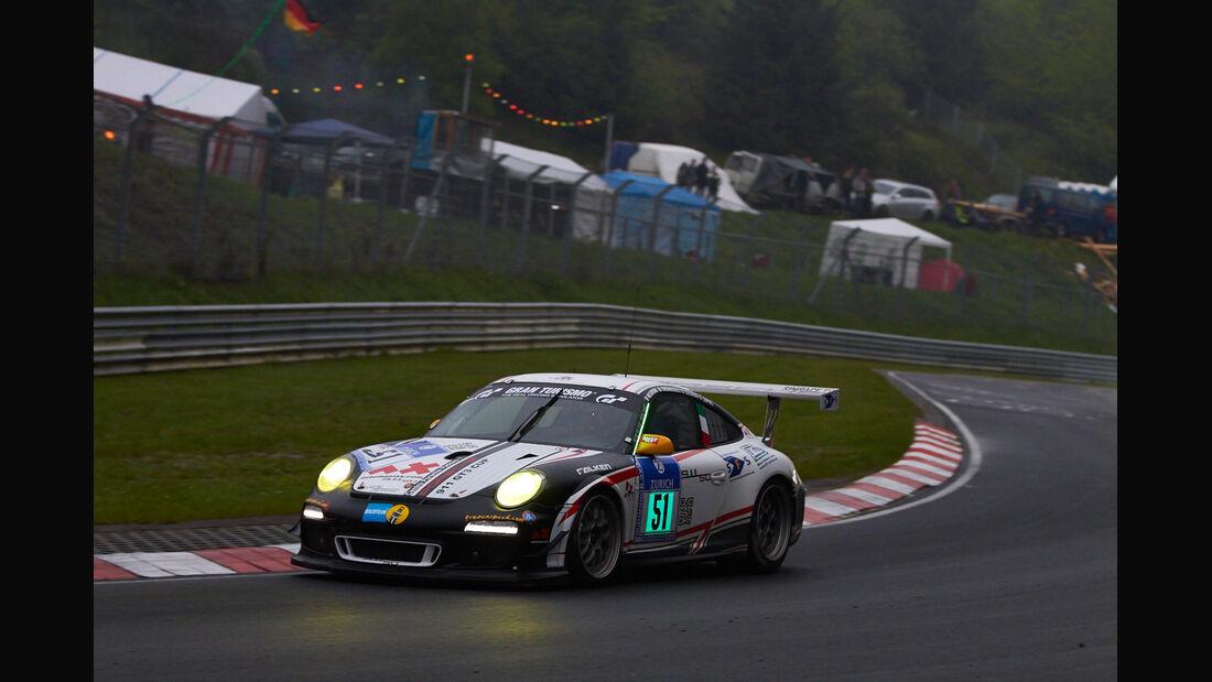 #51, Porsche 997 GT3 Cup , 24h-Rennen Nürburgring 2013