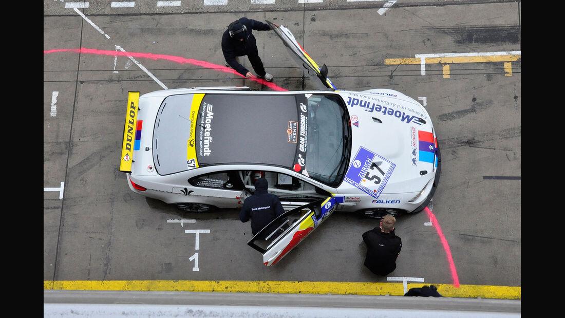 #57, BMW M3 GT4 , 24h-Rennen Nürburgring 2013