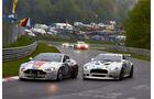 #62, Aston Martin Vantage GT4 , 24h-Rennen Nürburgring 2013