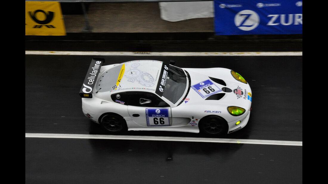 #66, Ginetta GT4 G50 , 24h-Rennen Nürburgring 2013