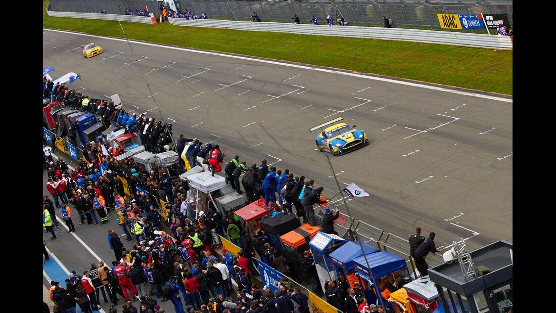 #7, Aston Martin Vantage GT3 , 24h-Rennen Nürburgring 2013
