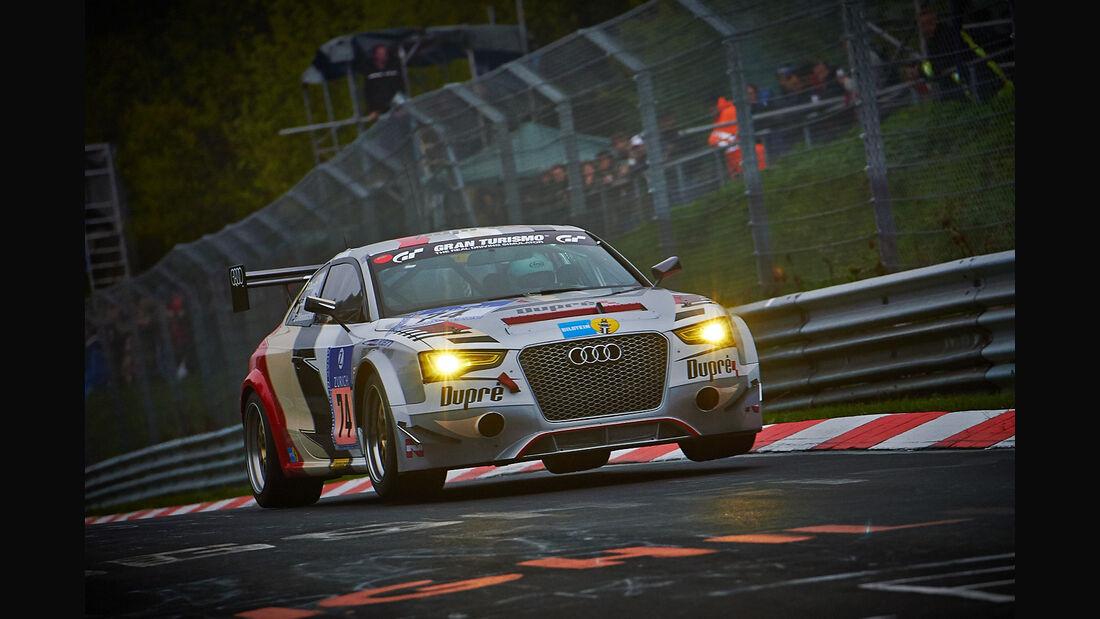 #74, Audi RS5 GT , 24h-Rennen Nürburgring 2013