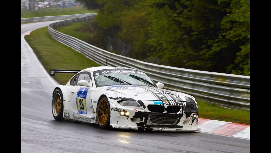 #89, BMW Z4 M Coupé , 24h-Rennen Nürburgring 2013
