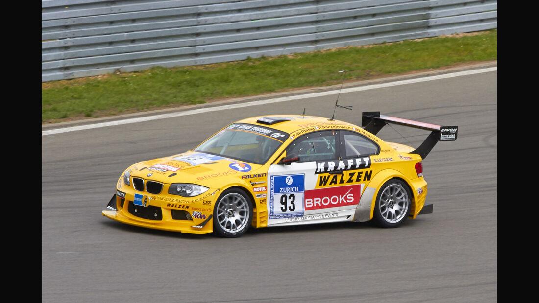 #93, BMW E82 M Coupé , 24h-Rennen Nürburgring 2013