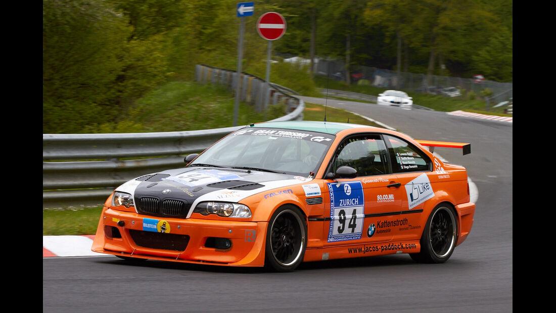 #94, BMW E46 M3 , 24h-Rennen Nürburgring 2013