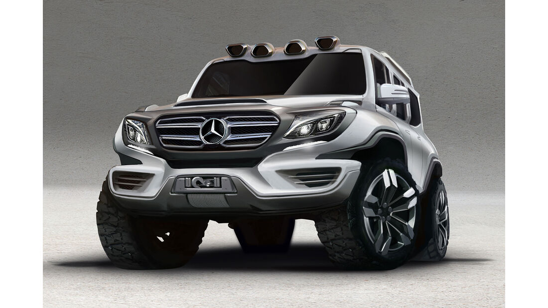 Ares Concept Mercedes G63 AMG