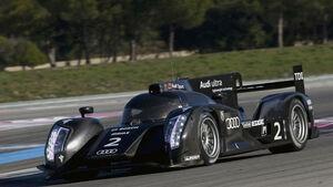 Audi LMP1 2012