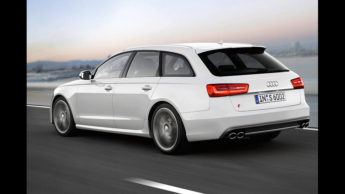 Audi S6,