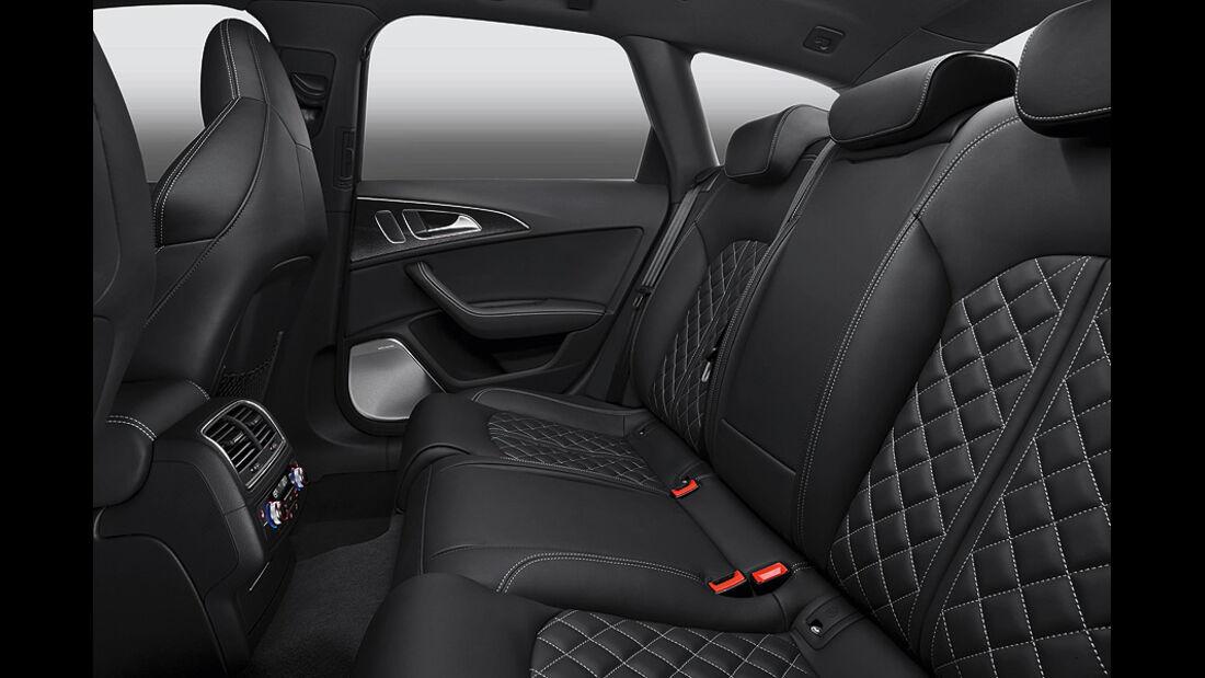 Audi S6 Avant Innenraum