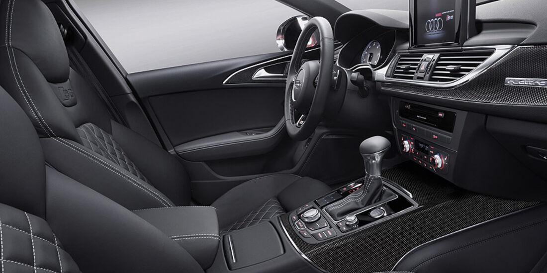 Audi S6, Innenraum