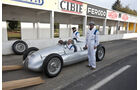 Auto Union Silberpfeile - Reims