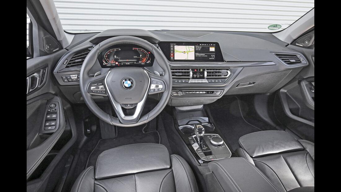 BMW 118d, Interieur