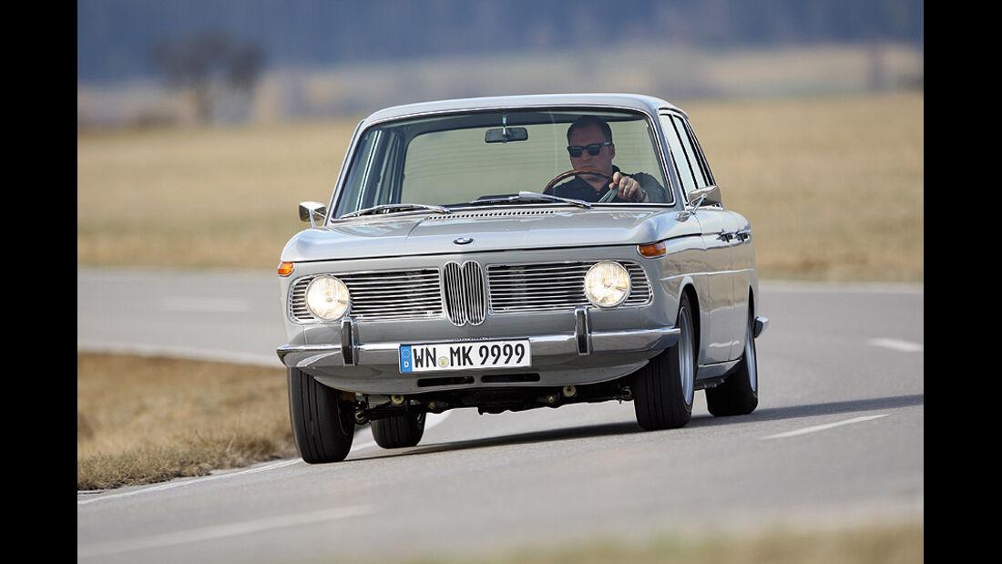 BMW 1800 Ti/SA, 130 PS