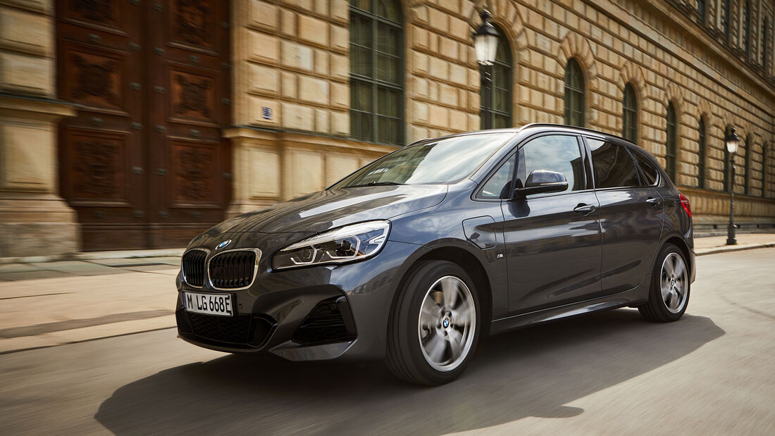 BMW 225xe Active Tourer (08/2019)
