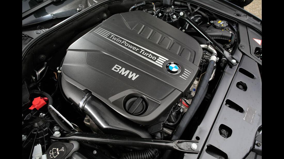 BMW 535d, Motor