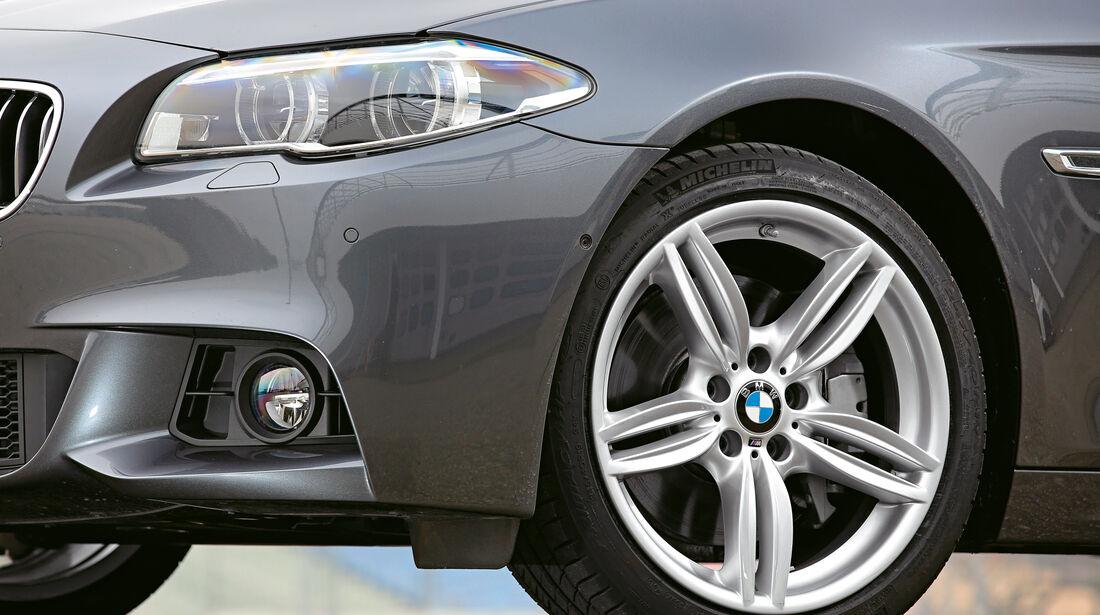 BMW 535d, Rad, Felge