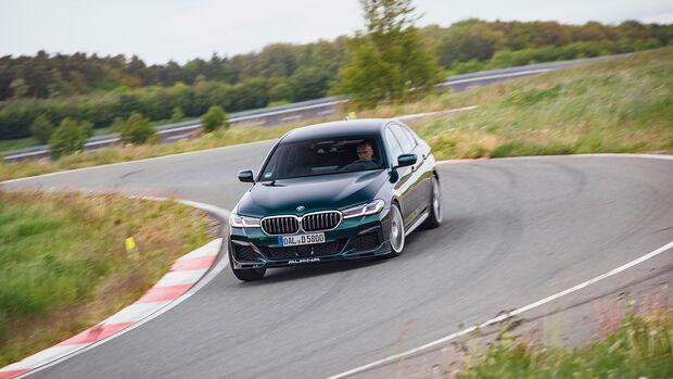 BMW Alpina D5 S, Exterieur