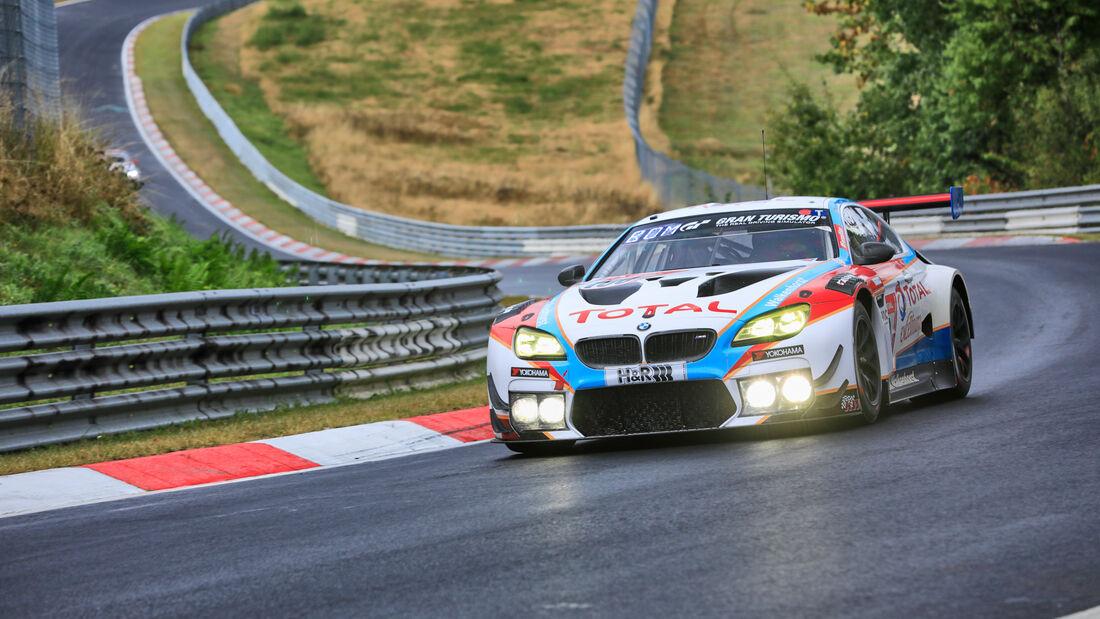 BMW M6 GT3 - Walkenhorst Motorsport - Startnummer 100 - 24h Rennen Nürburgring - Nürburgring-Nordschleife - 25. September 2020