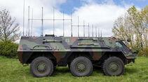 Bundeswehr Radpanzer