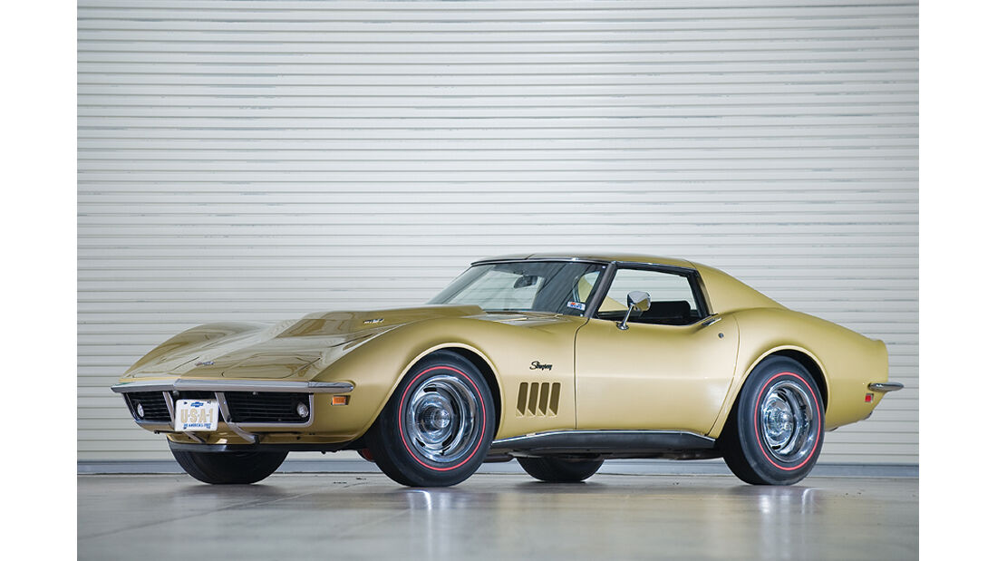 """""""Chevrolet Corvette L88 Coupe """"""""Automatically Yours"""""""" (Frontansicht)"""""""