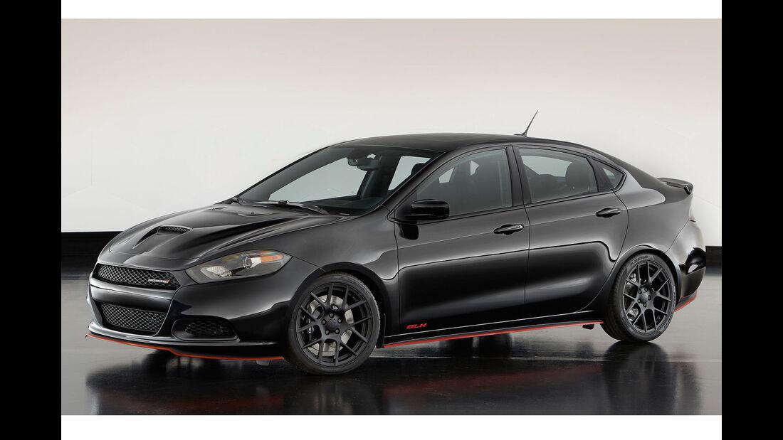Dodge Dart GLH Concept Sema 2015