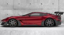 Factory Five F9R Concept Supercar