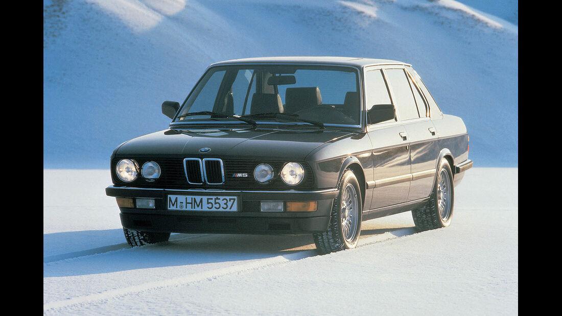 H-Kennzeichen 2015: BMW M5 (E28)