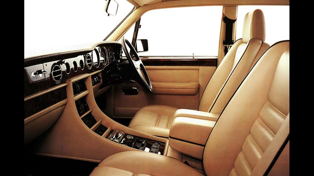 H-Kennzeichen 2015: Bentley Turbo R
