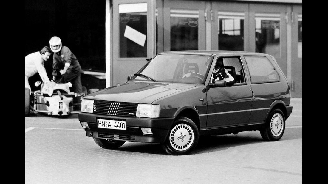 H-Kennzeichen 2015: Fiat Uno Turbo i.e.