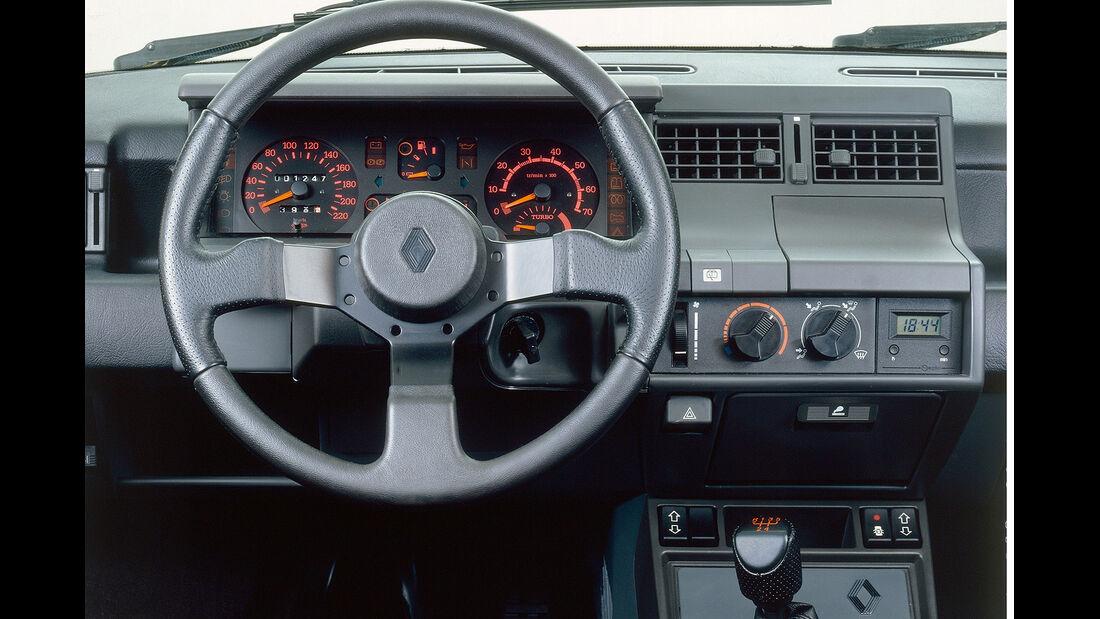 H-Kennzeichen 2015: Renault 5 GT Turbo
