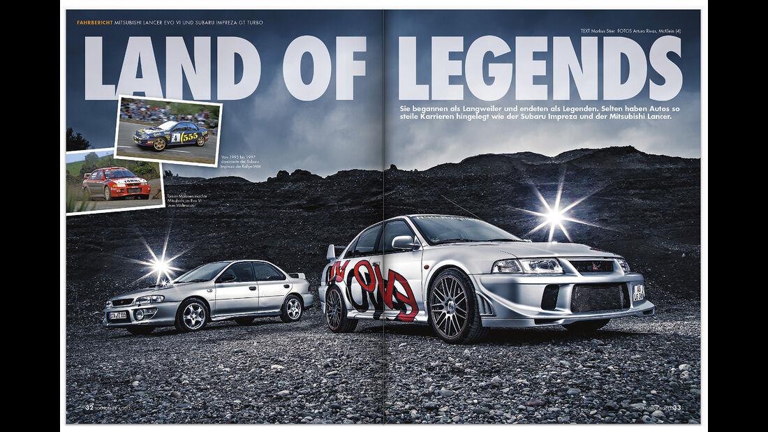 Heftinhalt Youngtimer Ausgabe 04/2015