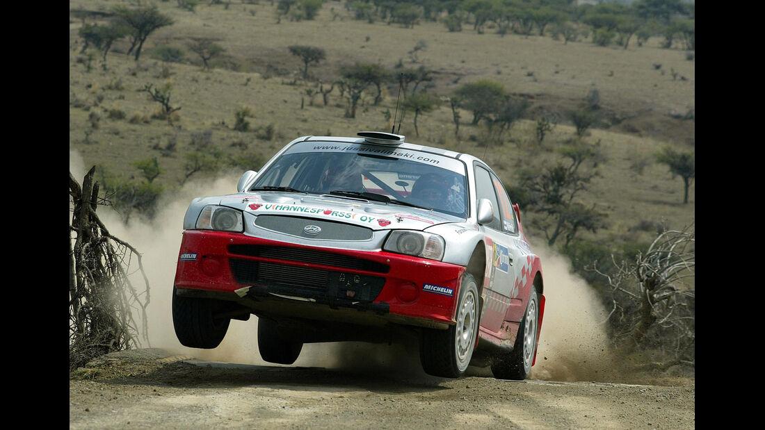 Hyundai Accent WRC 2004
