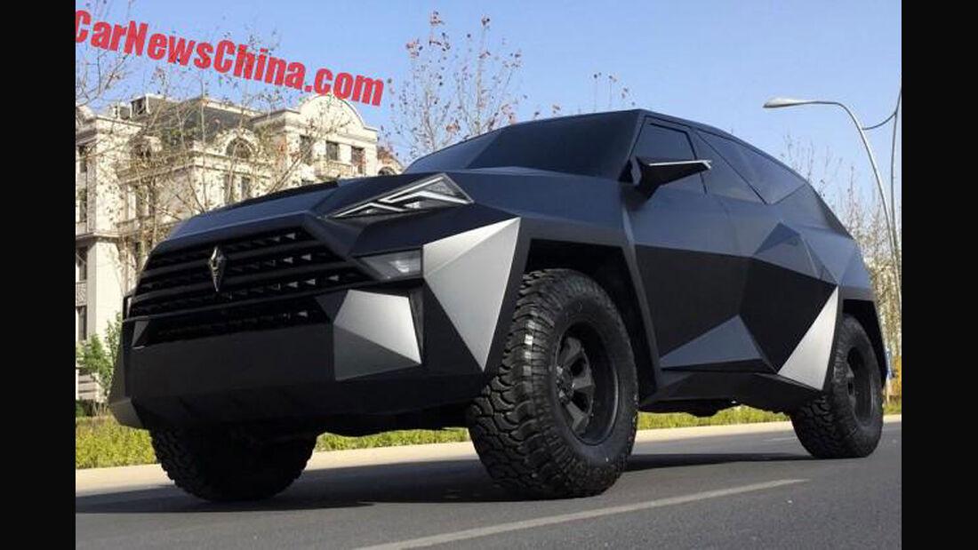 IAT Automobile SUV concept