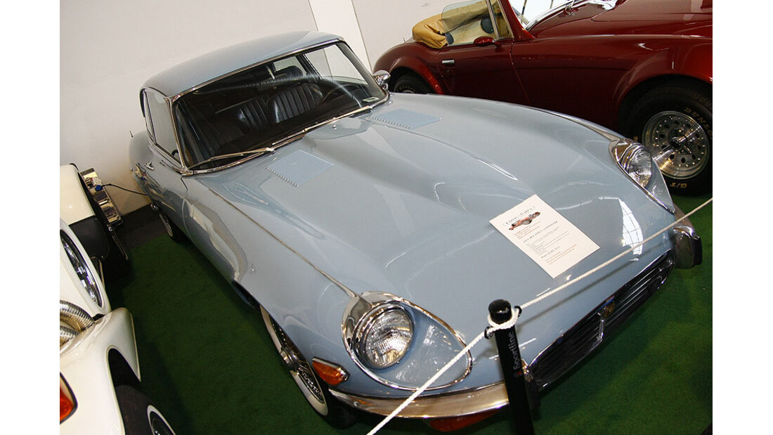 Jaguar E-Type-Coupé