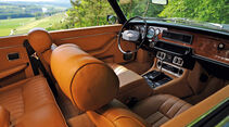 Jaguar XJ 6, Innenausstattung, Cockpit