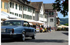 Jaguar XJ 6, Rückansicht, Heck, Stein am Rhein