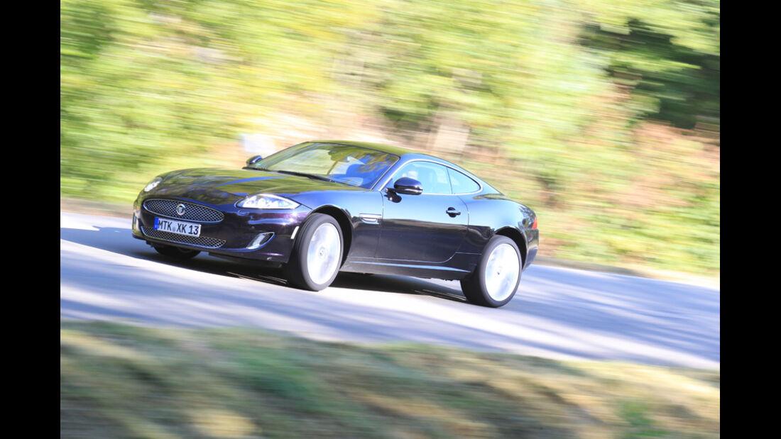 Jaguar XK 5.0 V8 Portfolio, Front