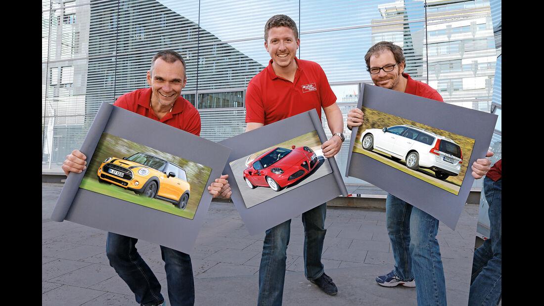 Jörn Thomas, Sebastian Renz, Jens Dralle