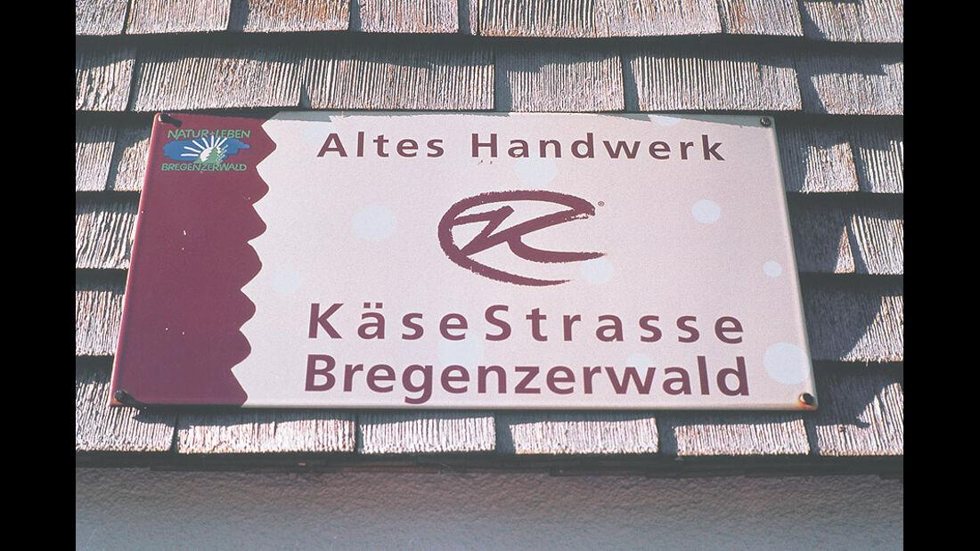 Käse-Straße Bregenzerwald