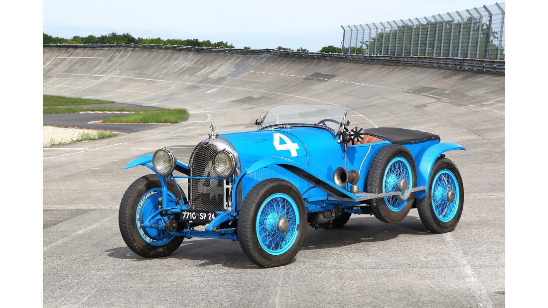 Lorraine-Dietrich B3-6 Le Mans Torpedo Sport