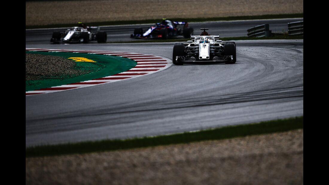 Marcus Ericsson - Sauber - Formel 1 - GP Österreich - 30. Juni 2018