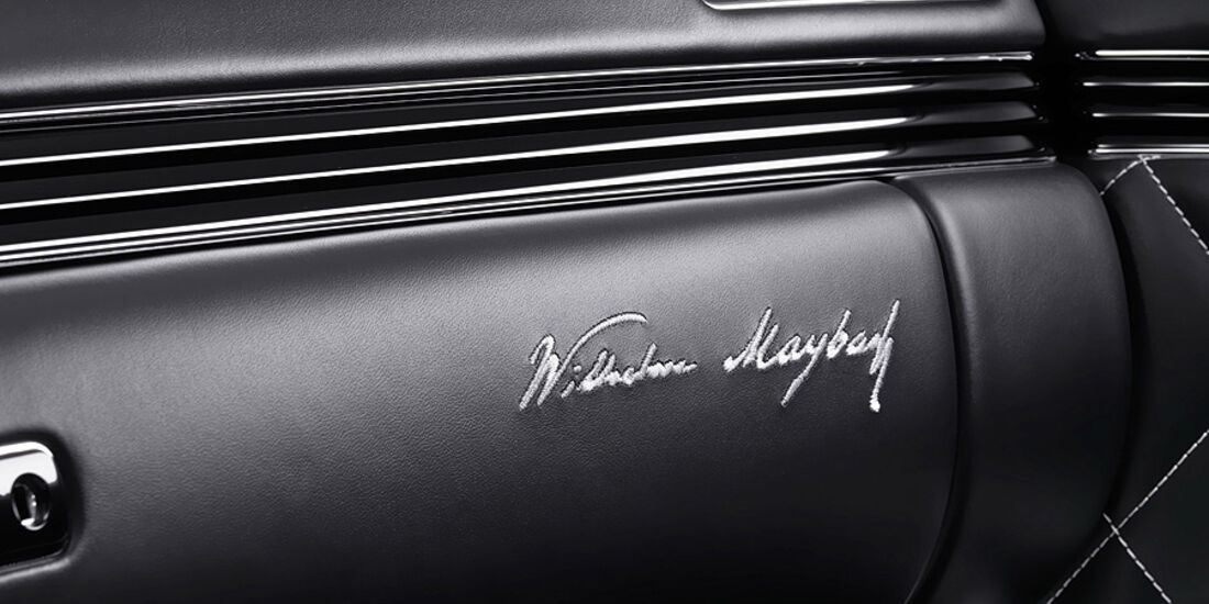Maybach Edition 125