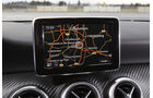 Mercedes A 200 AMG Sport, Navi, Display