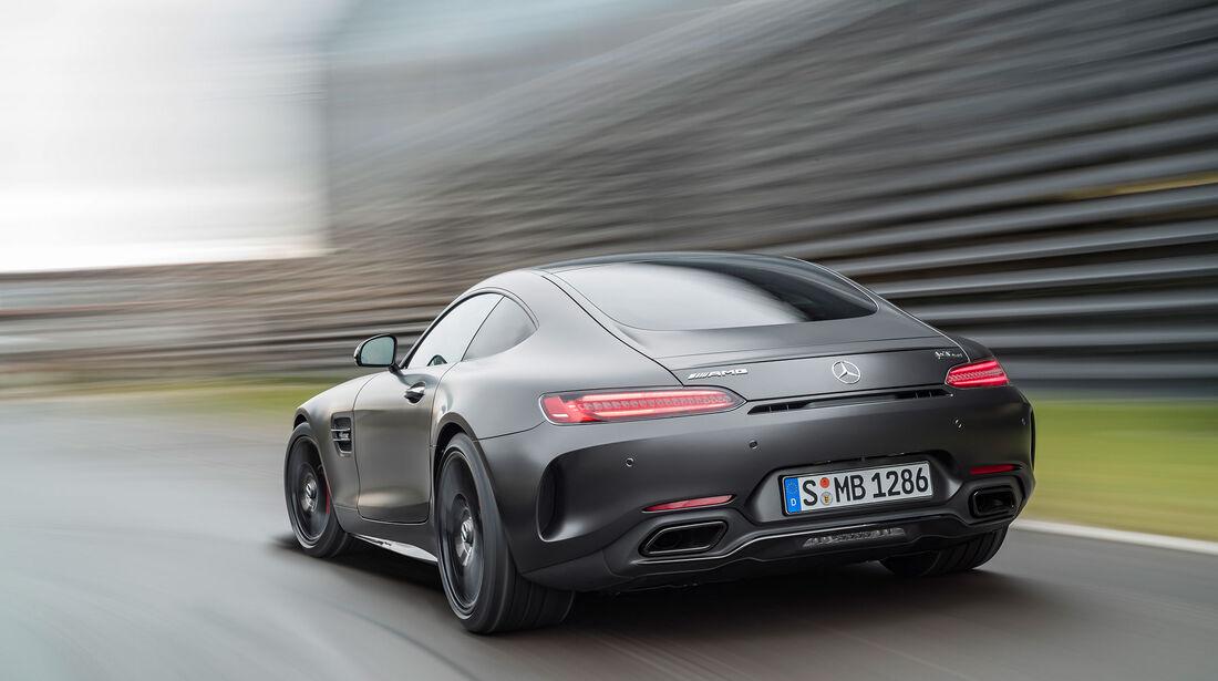 Mercedes-AMG GT S Coupé