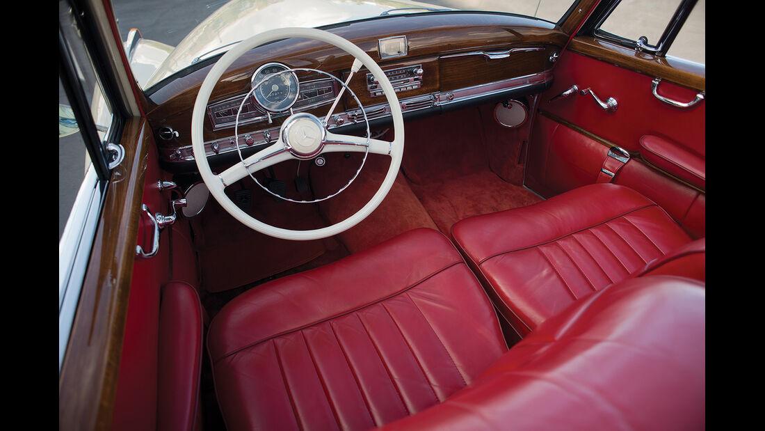 Mercedes-Benz 300 b 'Adenauer' Cabriolet D