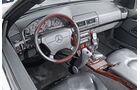 Mercedes-Benz SL 600, Cockpit, Lenkrad