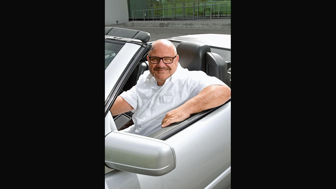 Mercedes-Benz SL 600, Roland Schmid, SL-Besitzer