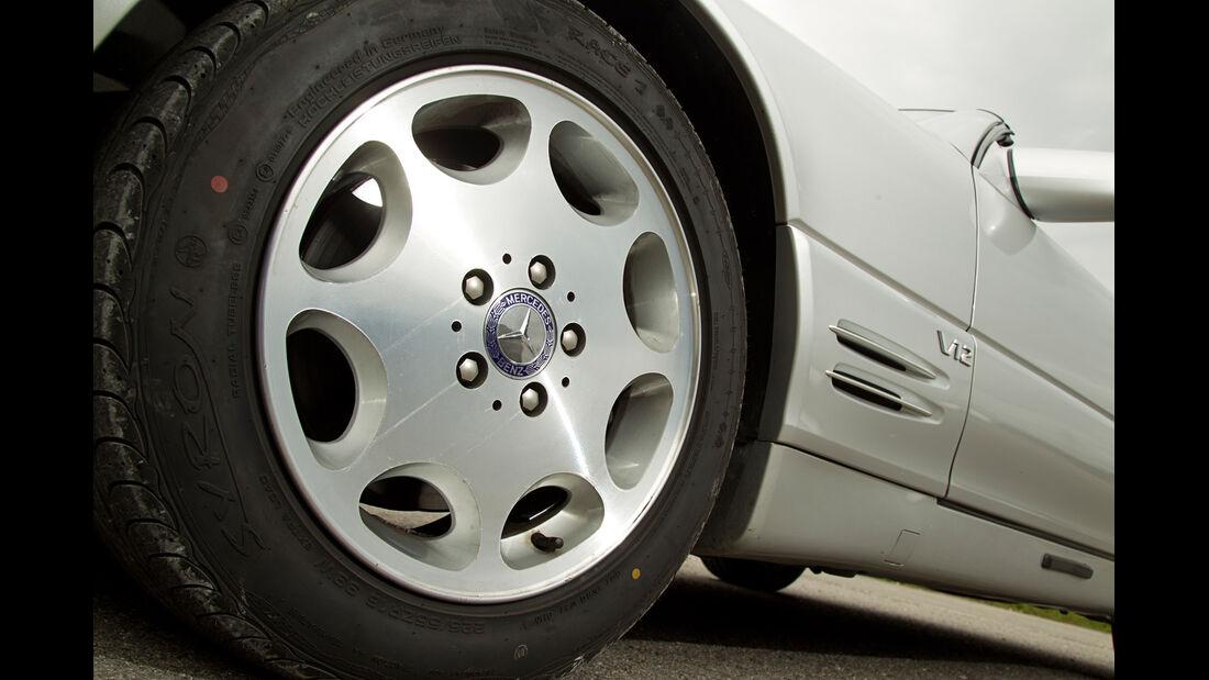Mercedes-Benz SL 600, Scheinwerfer-Wischanlage