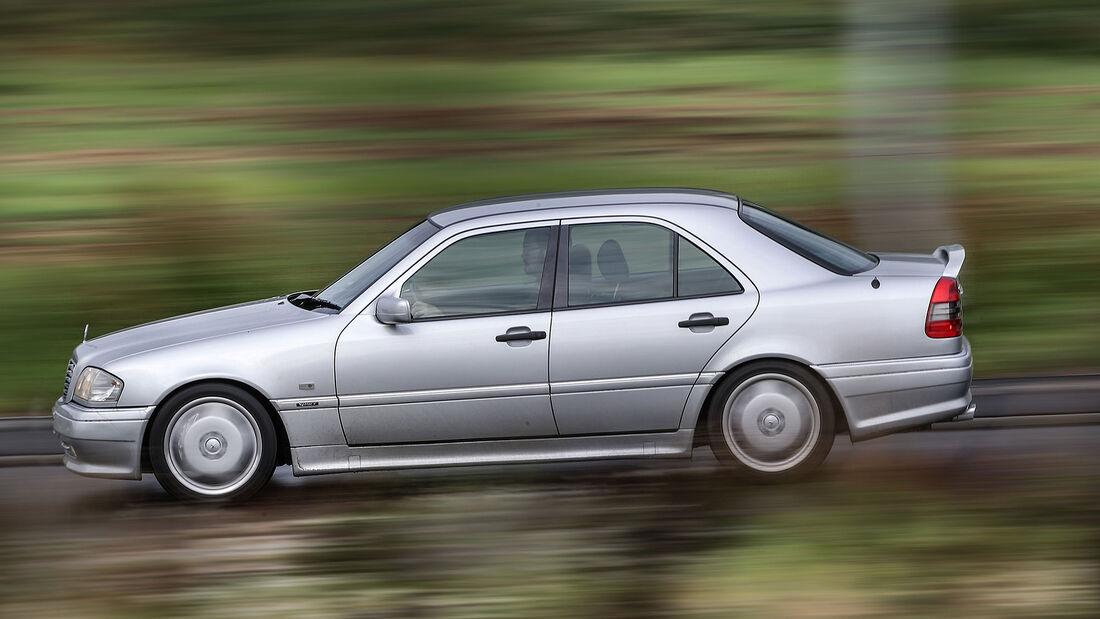 Mercedes C36 AMG (W202)