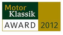 Motor Klassik Award Logo